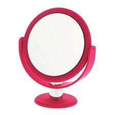 Soft Touch Round Vanity Mirror