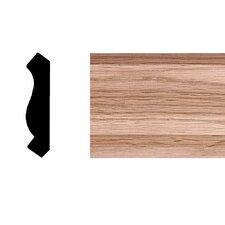 3/4 in. x 3-1/4 in. x 8 ft. Oak Crown Moulding