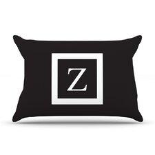 Monogram Solid Pillow Case