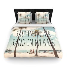 """Salt in the Air"" Bedding Collection"