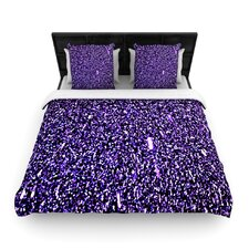Purple Dots Bedding Collection