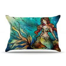 Serene Siren Pillow Case