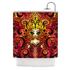 She Devil Shower Curtain
