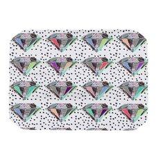 Polka Dot Diamond Placemat