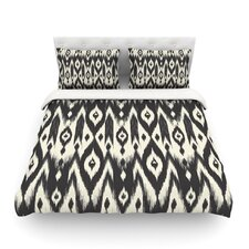 Tribal Ikat Cotton Duvet Cover