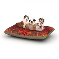 'Red Sea' Dog Bed