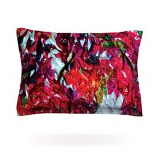 Bougainvillea by Mary Bateman Pillow Sham