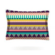 Decorative Stripes by Louise Machado Pillow Sham