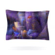 Purple Mountain Majesty by Michael Sussna Pillow Sham