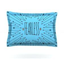 Fearless by Skye Zambrana Pillow Sham