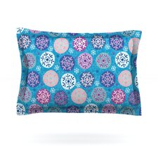 Floral Winter by Julia Grifol Pillow Sham