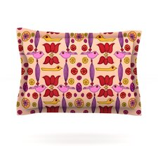 Indian Jewelry Repeat by Jane Smith Pillow Sham