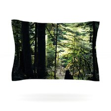 Enchanted Forest by Robin Dickinson Pillow Sham