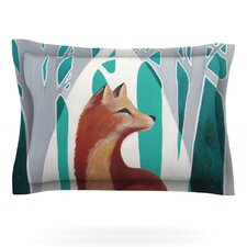 Fox Forest by Lydia Martin Pillow Sham