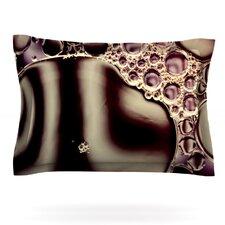 Deep Purple by Ingrid Beddoes Cotton Pillow Sham