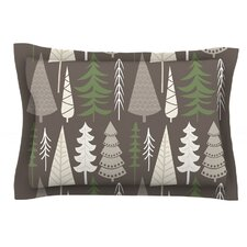 Happy Forest Pillow Sham