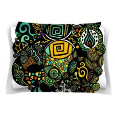 Multicolor Life by Pom Graphic Design Pillow Sham