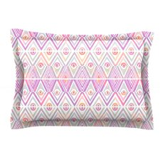 Soft Petal Tribal by Pom Graphic Design Pillow Sham
