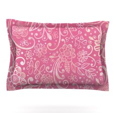 Too Much Pink by Heidi Jennings Pillow Sham