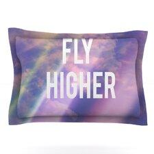 Fly Higher by Rachel Burbee Pillow Sham