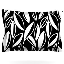 Leaving Black and White by Emine Ortega Pillow Sham