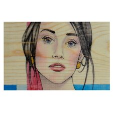 Face by Brittany Guarino Decorative Doormat