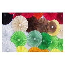 Adored Colored Circles Doormat