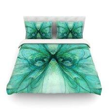 Butterfly by Alison Coxon Light Cotton Duvet Cover
