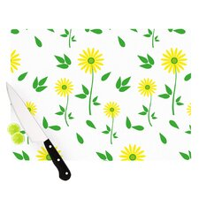 Daisy by Louise Cutting Board