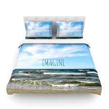 Imagine by Iris Lehnhardt Light Cotton Duvet Cover