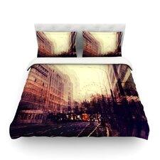 London by Ingrid Beddoes Light Duvet Cover