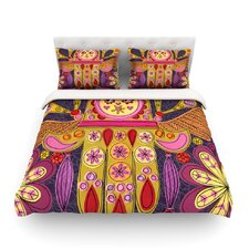 Indian Jewelry by Jane Smith Light Duvet Cover