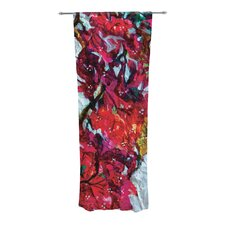 Bougainvillea Curtain Panels (Set of 2)
