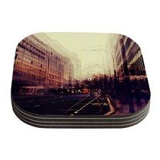 London by Ingrid Beddoes Coaster (Set of 4)