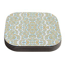 Infinite Thoughts by Pom Graphic Design Coaster (Set of 4)