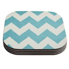 Salt Water Cure by Catherine McDonald Coaster (Set of 4)