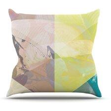 Patch Garden by Gabriela Fuente Throw Pillow