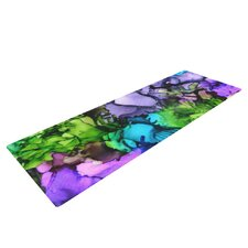 Cellar Door by Claire Day Yoga Mat