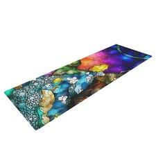 Fairy Tale Alice in Wonderland by Mandie Manzano Yoga Mat