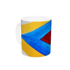 Zig Zag by Brit y Guarino 11 oz. Ceramic Coffee Mug