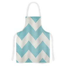 Salt Water Cure by Catherine McDonald Artistic Apron