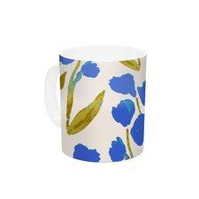 Shirley Gem by Gukuuki 11 oz. Green Ceramic Coffee Mug