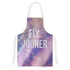 Fly Higher by Rachel Burbee Artistic Apron