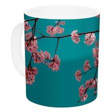 Dreaming in Pink by Ann Barnes 11 oz. Ceramic Coffee Mug