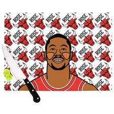 Derrick Rose Cutting Board