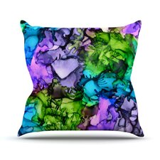 Cellar Door Throw Pillow