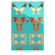 Glu Glu by Debora Chodik Graphic Art Plaque