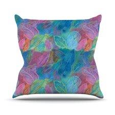 Rabisco by Louise Machado Throw Pillow