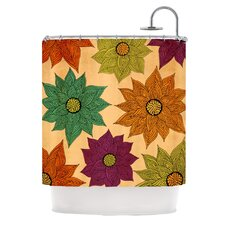 Color Me Floral Shower Curtain