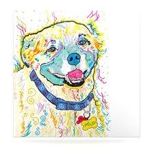 Milo by Rebecca Fischer Painting Print Plaque